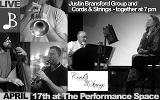 Together At 7, Cords & Strings and Justin Bransford Group