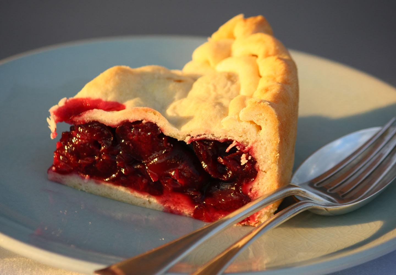 66 Square Feet (The Food): Cherry Pie