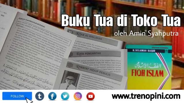 Rasjid, Sulaiman. 2019. Fiqih Islam (Cetakan ke-87). Sinar Baru Algesindo: Bandung
