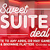 Bisons 'Sweet Suite' deal returns