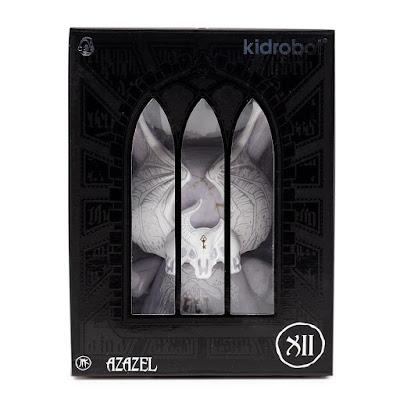 "Arcane Divination Azazel 5"" Dunny Vinyl Figure by Jon-Paul Kaiser x Kidrobot"