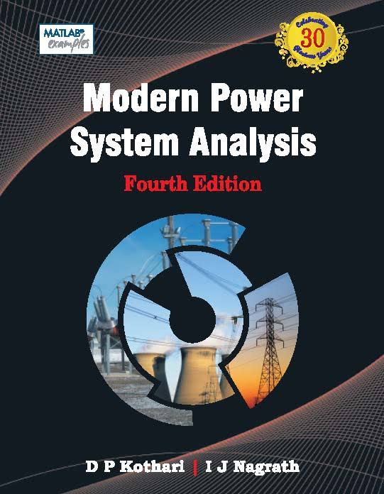 [PDF] Download Modern Power System Analysis by D P Kothari I J Nagrath Pdf