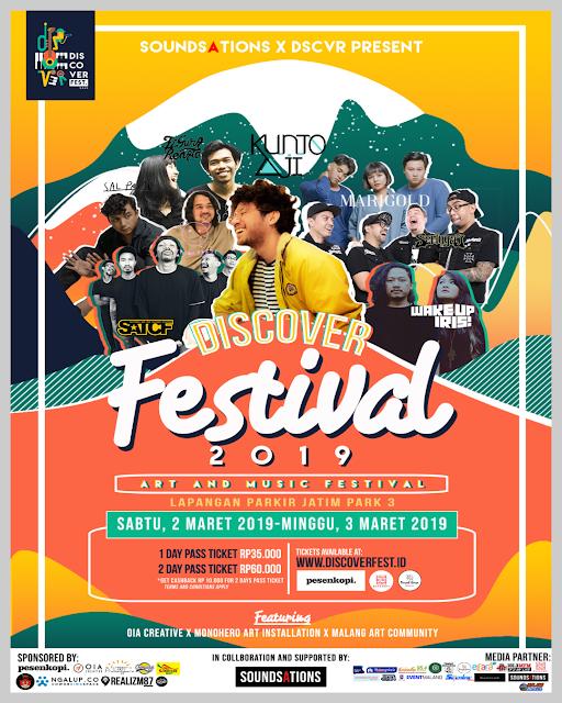 DISCOVER FESTIVAL 2019
