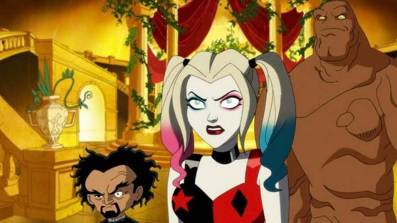 DC renova a animação da Arlequina para sua 2ª temporada