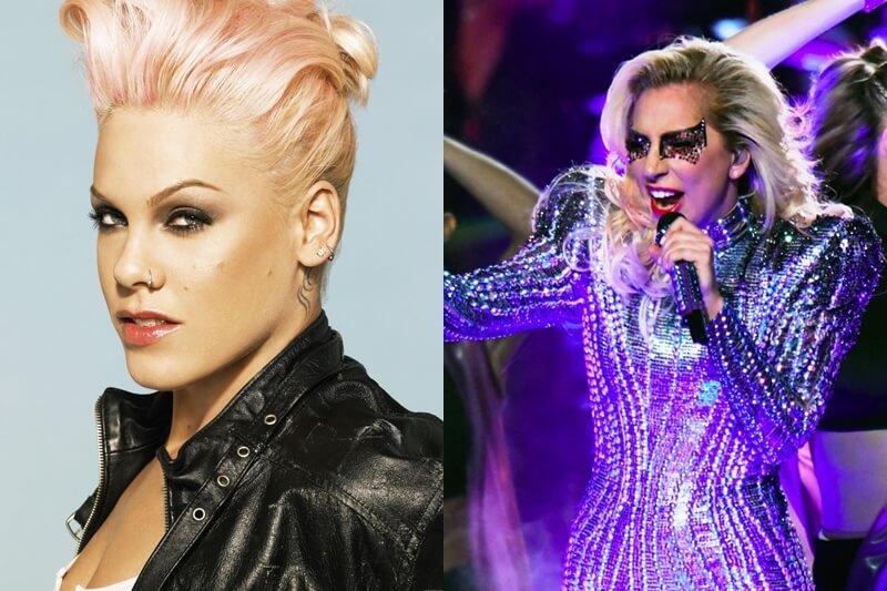Pink defiende a Lady Gaga luego de críticas por plagio