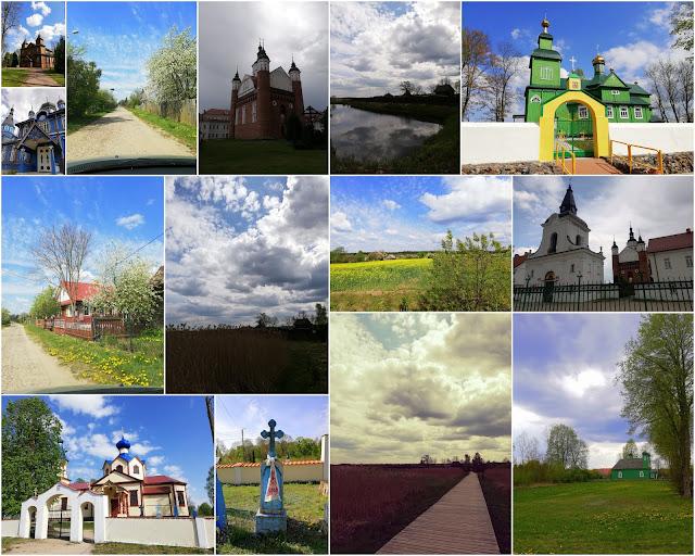 WYCIECZKA NA PODLASIE: FOTORELACJA. KRAINA OTWARTYCH OKIENNIC, ORDYNKI, KRUSZYNIANY, SUPRAŚL