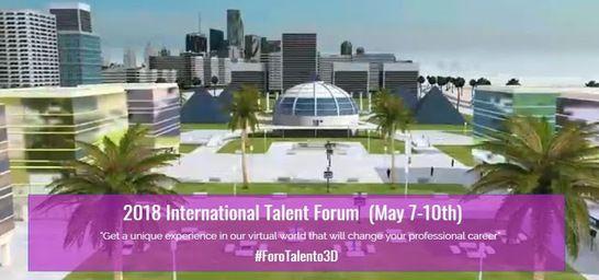 La StartUp Virtway Organiza el Primer Foro Internacional de Talento en 3D