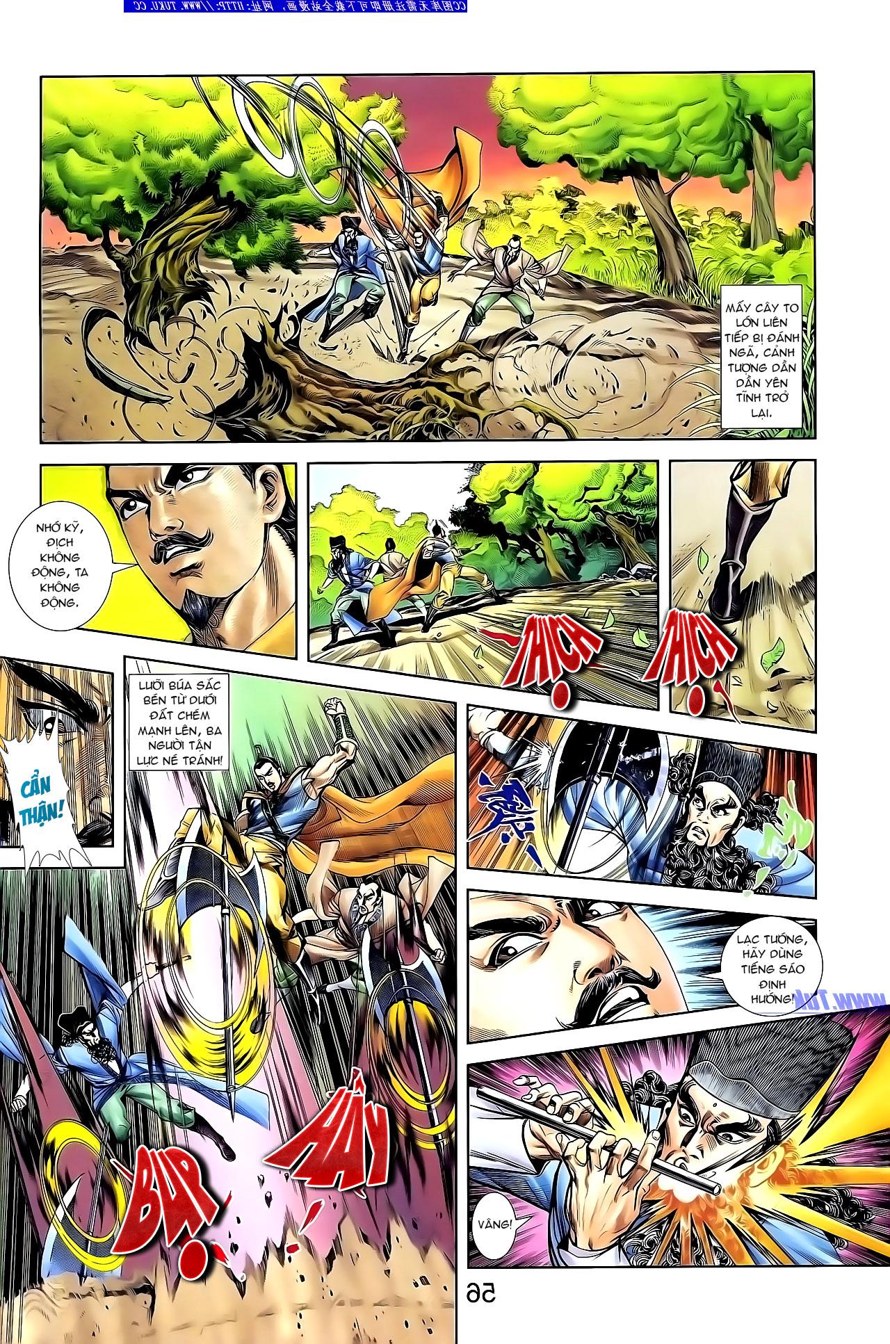 Cơ Phát Khai Chu Bản chapter 134 trang 8