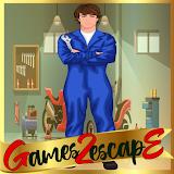 G2E Devin Garage Escape