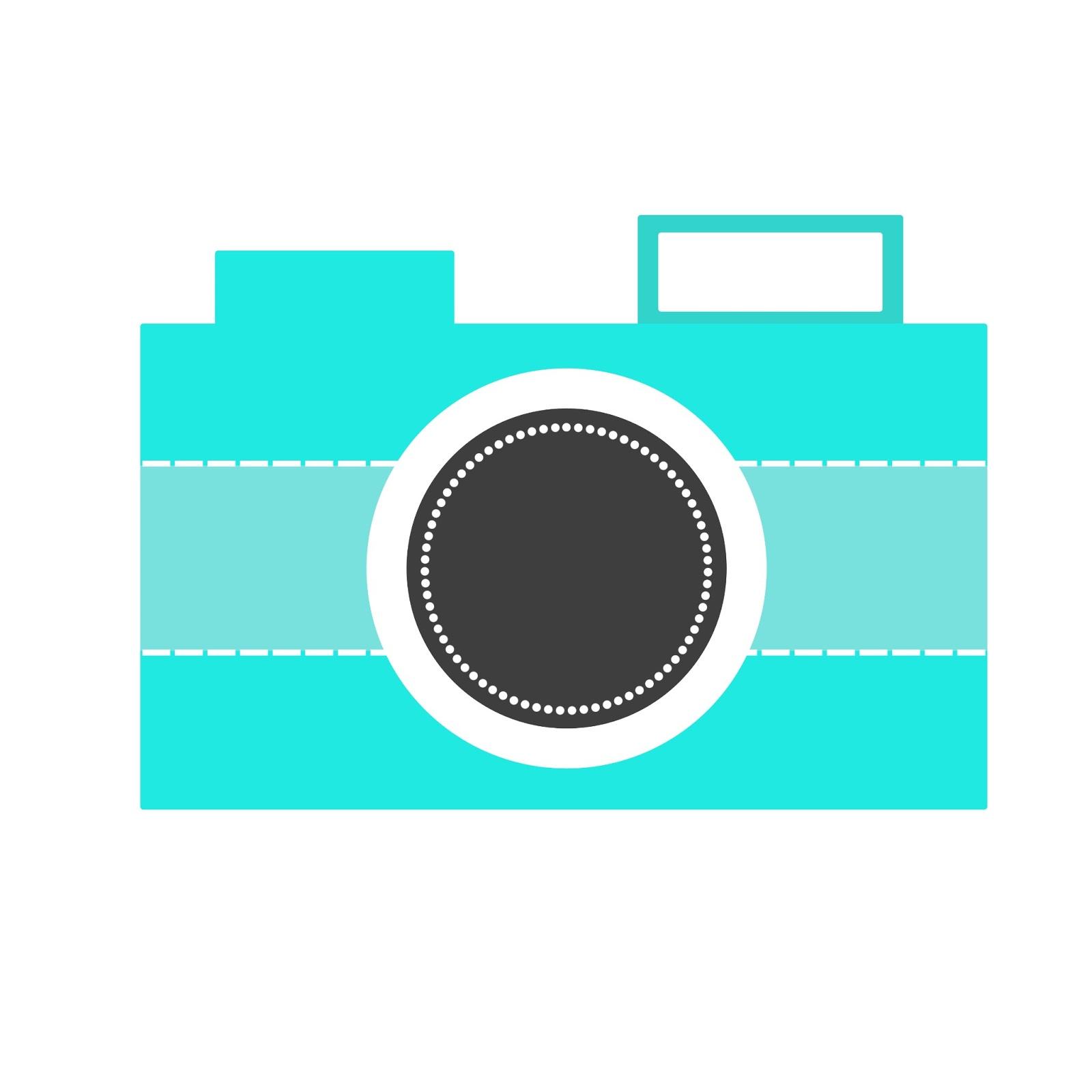 Cute Camera Clipart - Digital Clip Art Graphics for ...
