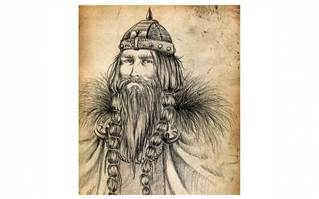King Harald Blätand
