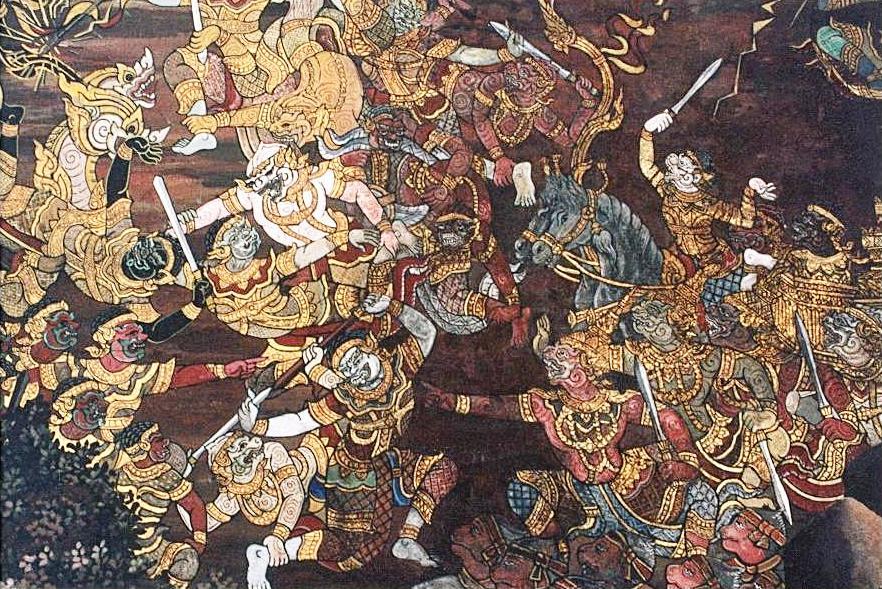 Kisah Legenda Mahabarata dan Ramayana
