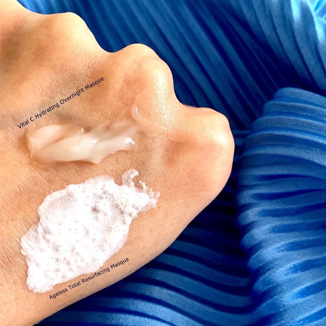 Image Skincare Vital C Hydrating Overnight Masque konsystencja