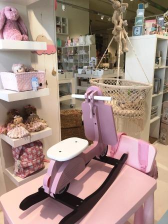 Inside Kids Living store