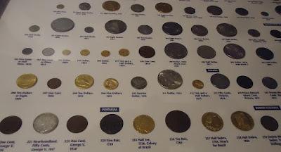 Tableros de monedas