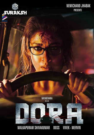 Dora 2017 UNCUT HDRip 400MB Hindi Dual Audio 480p Watch Online Full Movie Download bolly4u