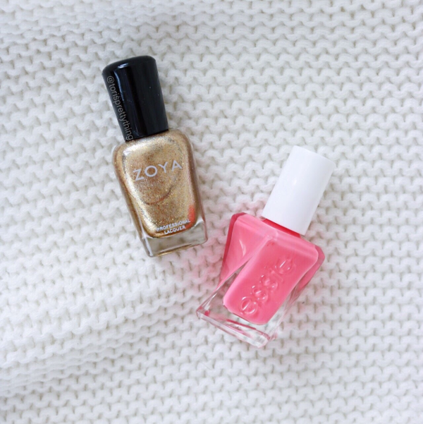 Essie Signature Smile - Zoya Ziv - Tori's Pretty Things Blog