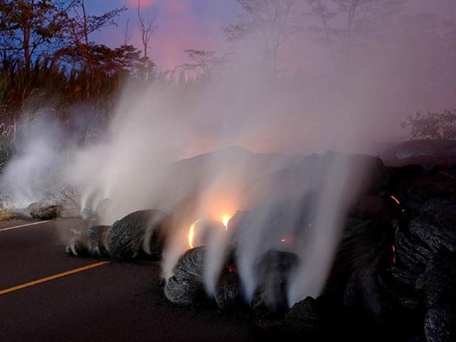 Más evacuaciones en Hawaii por avance de lava del Kilauea