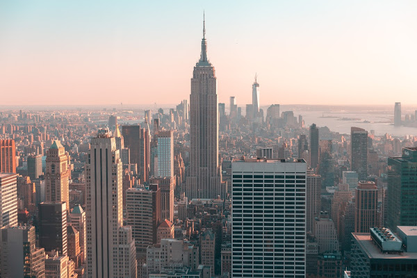 Top Tourist Spots in New York City USA