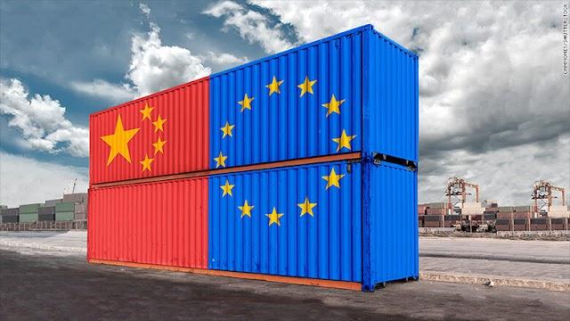 Το Αγγλοαμερικανικό μοντέλο έκλεισε; Η Κίνα προσπερνά τις ΗΠΑ ως ο μεγαλύτερος εμπορικός εταίρος της Ευρώπης