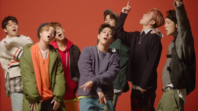 iKon K-POP boy band
