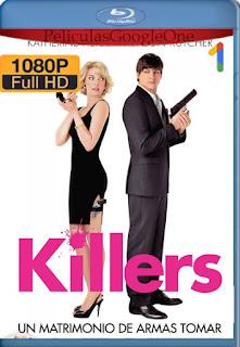 Killers (Ámame o muérete) (2010) [1080p BRrip] [Latino-Inglés] [LaPipiotaHD]