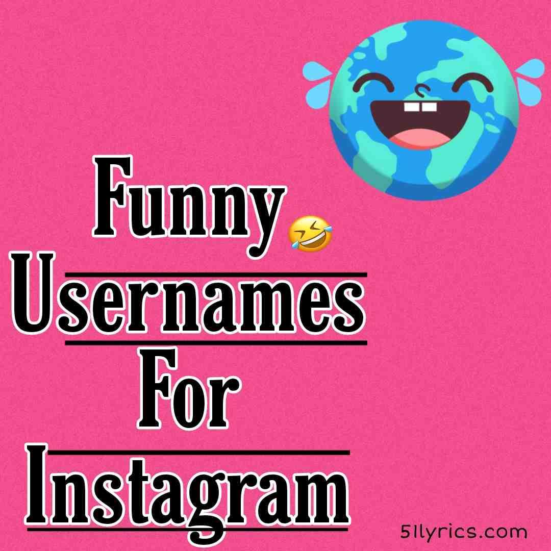 funny usernames, Funny Inappropriate usernames, Funny Usernames 2021