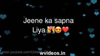 Raabta Whatsapp Status Love Video
