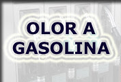 Quitar olor a gasolina diesel