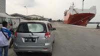 Kirim Mobil Jakarta Medan via Kapal Roro