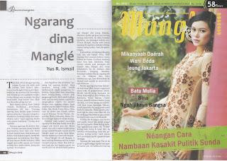 karangan Yus R. Ismail