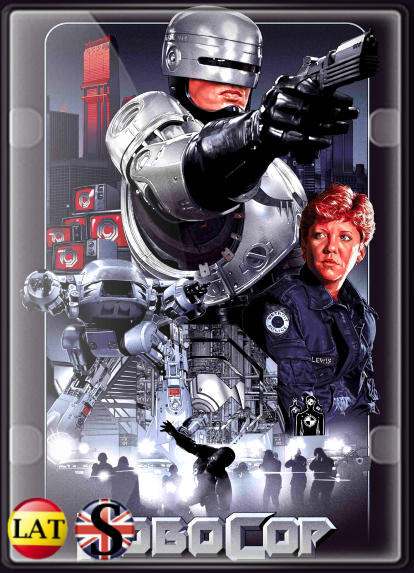 RoboCop (1987) HD 720P LATINO/INGLES