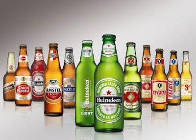 Las 10 cervezas más vendidas del mundo