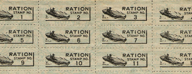 Ration stamps during World War II worldwartwo.filminspector.com