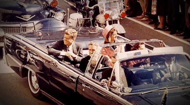 Fakta-fakta Kematian John F. Kennedy yang Jarang Diketahui