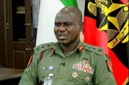 Soldiers who insulted Chief of Army Staff Tukur Buratai in viral video to undergo observation and counselling