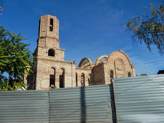 Константиновка. Строительство новой церкви св. Иоанна Кронштадтского