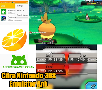 Citra Nintendo 3DS Emulator for Android Apk direct link