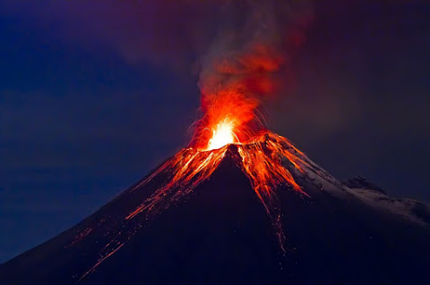 Volcanic CO2 emissions helped trigger Triassic climate change