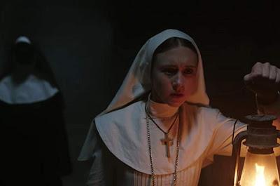 the nun horor gothic kurang asyik