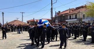 H Ελλάδα αποχαιρετά τον ήρωα σμηναγό Γιώργο Μπαλταδώρο