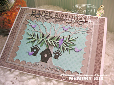 happy birthday card front