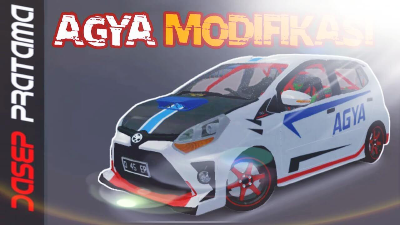 Mod Bussid Toyota Agya Modifikasi