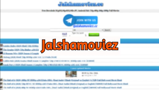Jalshamoviez HD Full Movies Download