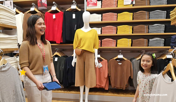 Uniqlo PH - Uniqlo Bacolod - LifeWear - Ayala Malls Capitol Central - family fashion - family travel - kidswear - menswear - winter clothing - ladies wear - dresses - Bacolod family - Bacolod blogger - Bacolod mommy blogger - Shane - Uniqlo LifeWear - knitwear - casual wear