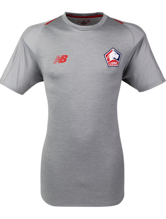 low priced f8cea 38cd0 NEW Logo: Lille 18-19 Home, Away & Third Kits Released ...