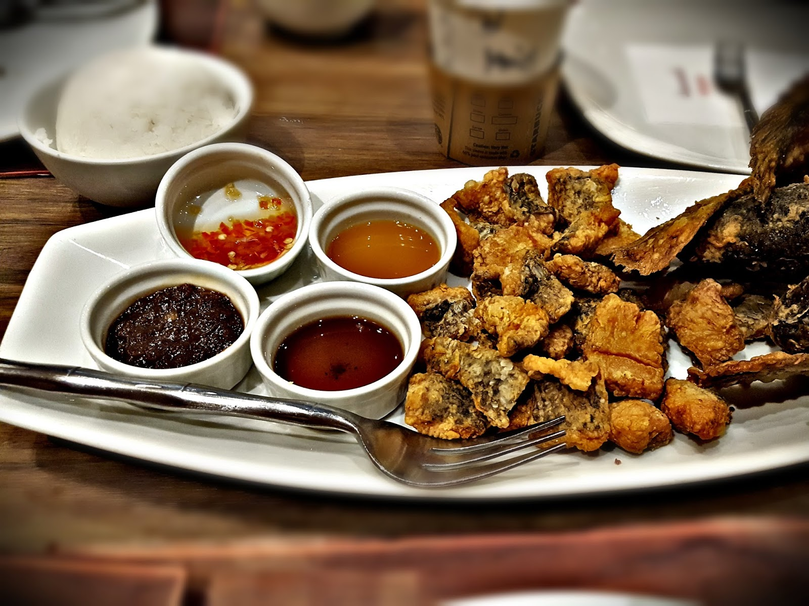 crispy tilapia mesa filipino moderne cuisine www.jeepneyrecipes.com