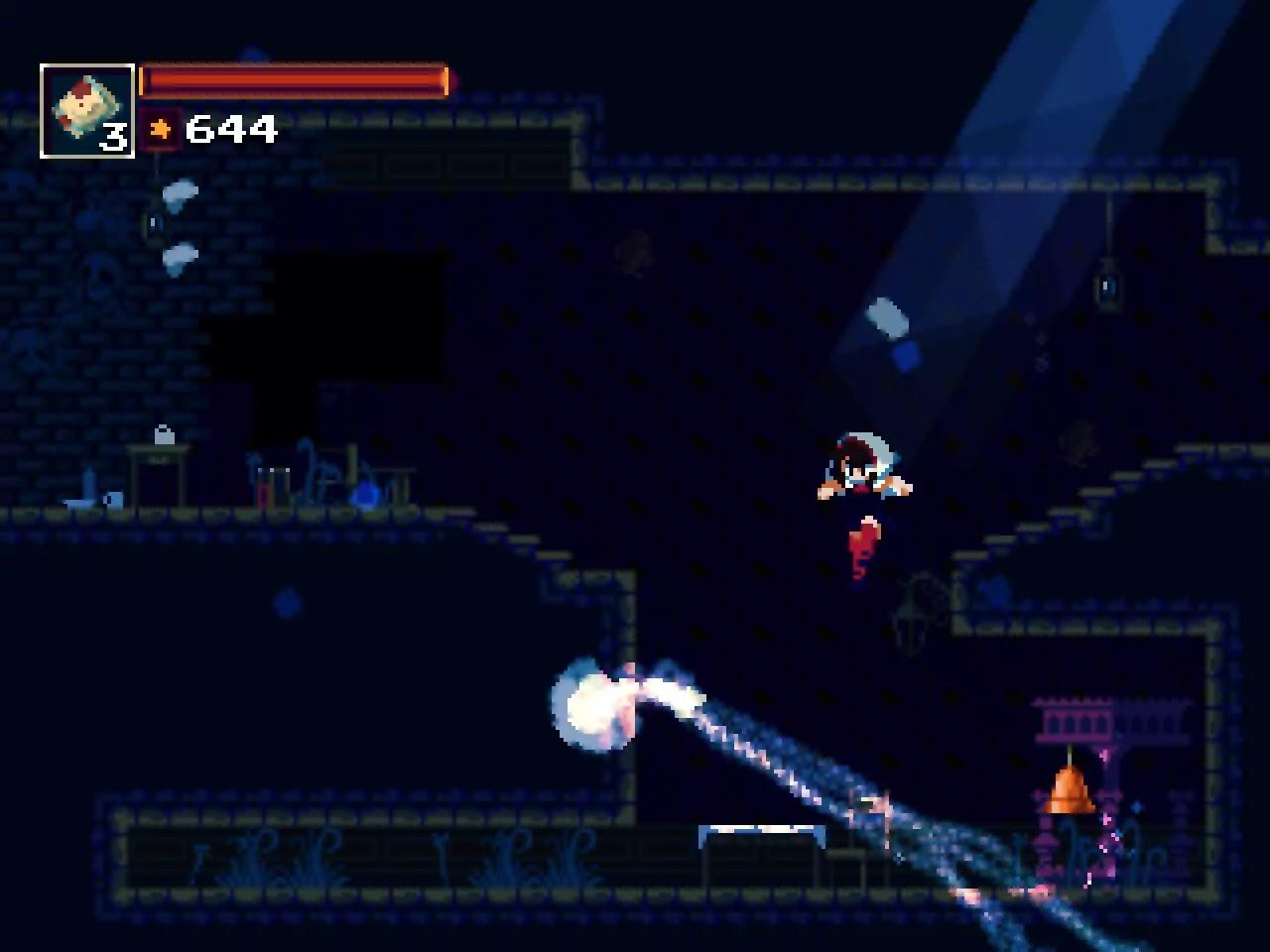 Momodora Reverie Under the Moonlight game images