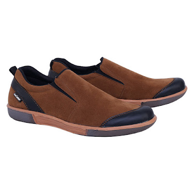 Sepatu Casual Slip On Pria Catenzo NT 041