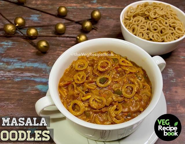 Masala oodles Recipe